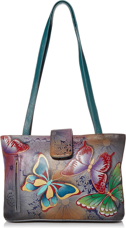 Anna by Anuschka Tote Bag – Genuine Leather Medium