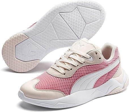 PUMA Ekstra Jr, Baskets Mixte bébé: : Chaussures et