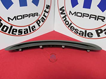 DODGE CHRYSLER Replacement Taupe Message Center Module NEW OEM MOPAR