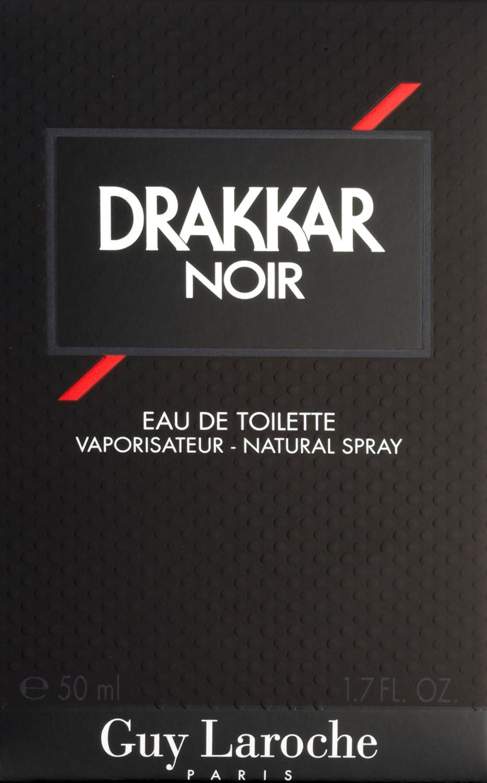 Guy Laroche Drakkar Noir, 50ml 1.7 oz.