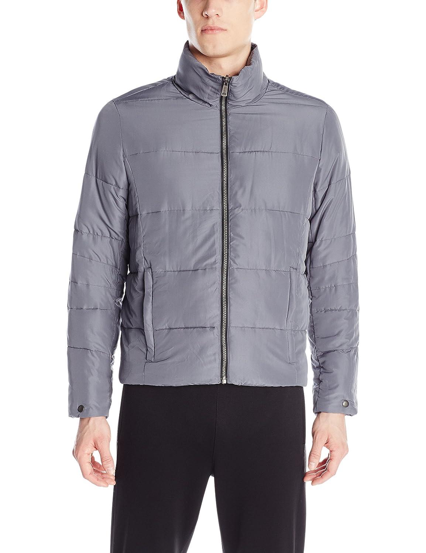 Cole Haan Signature Mens City Rain 3 In 1 Utility Jacket
