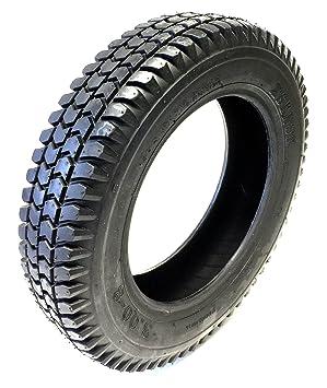 CST Silla Neumáticos 3.00 – 8, 4PR, Negro, kräftiges bloque perfil, estructura