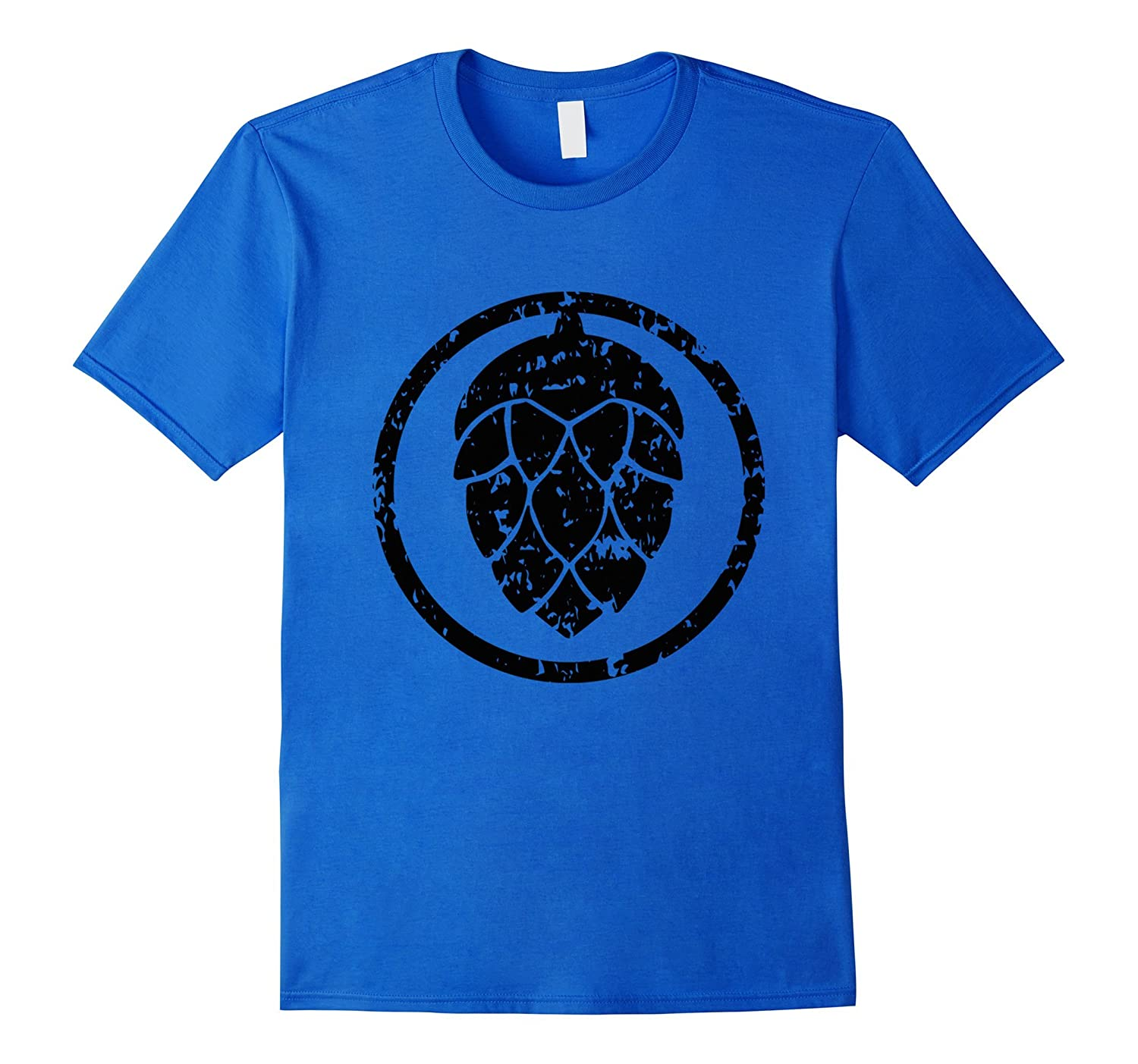 Ipa t shirt craft beer hops logo shirt rt rateeshirt for Craft brewery t shirts
