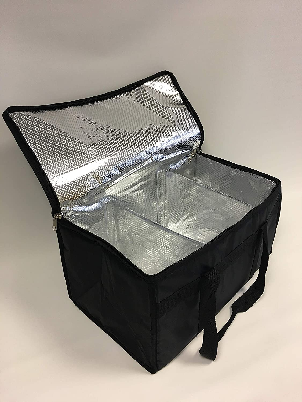 Extra Gro/ß Essen Take Away Thermo-isolierte Lieferung Taschen T20