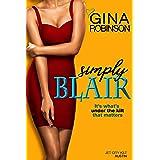Simply Blair (The Jet City Kilt Series Book 3)