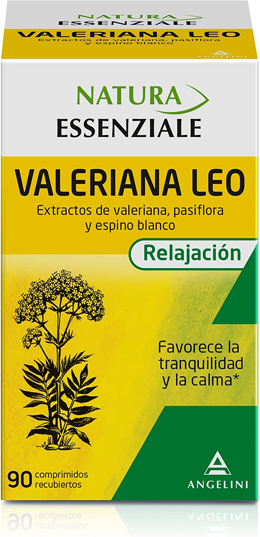 Natura Essenziale Valeriana Leo - 90 Comprimidos - La valeriana ...