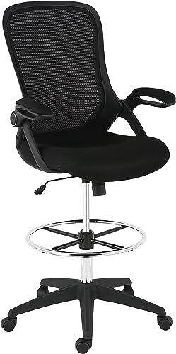 EdgeMod EM-370-BLK Drafting Chair