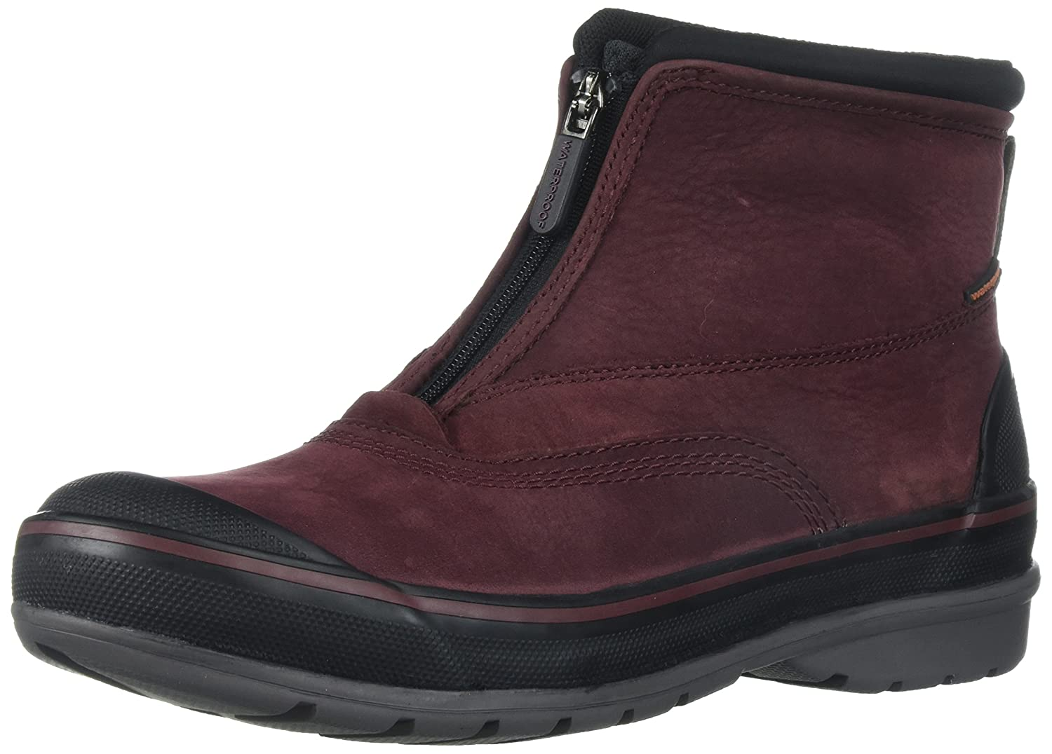 CLARKS Women's Muckers Hike Snow Boot B01N2XXCD3 7 W US|Burgundy