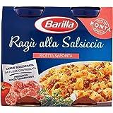 Barilla Sugo Ragù alla Salsiccia, 180x2 gr