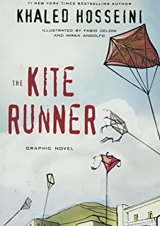 amazon com the kite runner sparknotes literature guide  the kite runner graphic novel