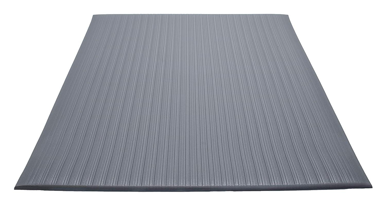 EnviroMats 24020302 Air Step Floor Mats, 0.90 m x 0.60 m, Black Millennium 9490608