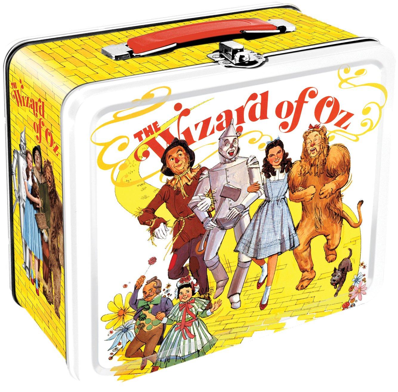Aquarius Wizard of Oz Tin Fun Box NMR Distribution 48090 Accessory Consumer Accessories