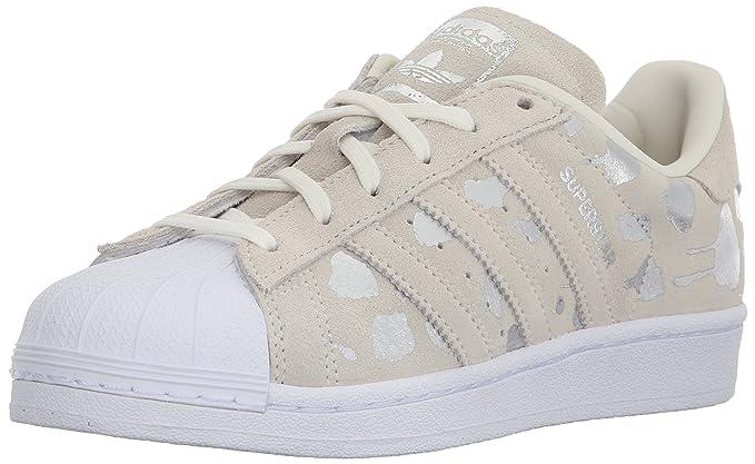 Adidas Women's Superstar Off White