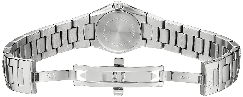 Amazon.com: Tissot Womens T64168581 T-Trend Diamond Accented Watch: Tissot: Watches