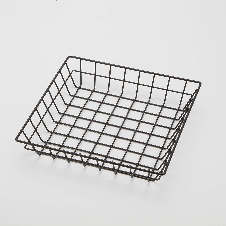 Amazon.com: American Metalcraft - Cesta cuadrada de alambre ...
