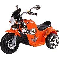HLX-NMC Battery Operated Fun Cruiser Bike - Orange