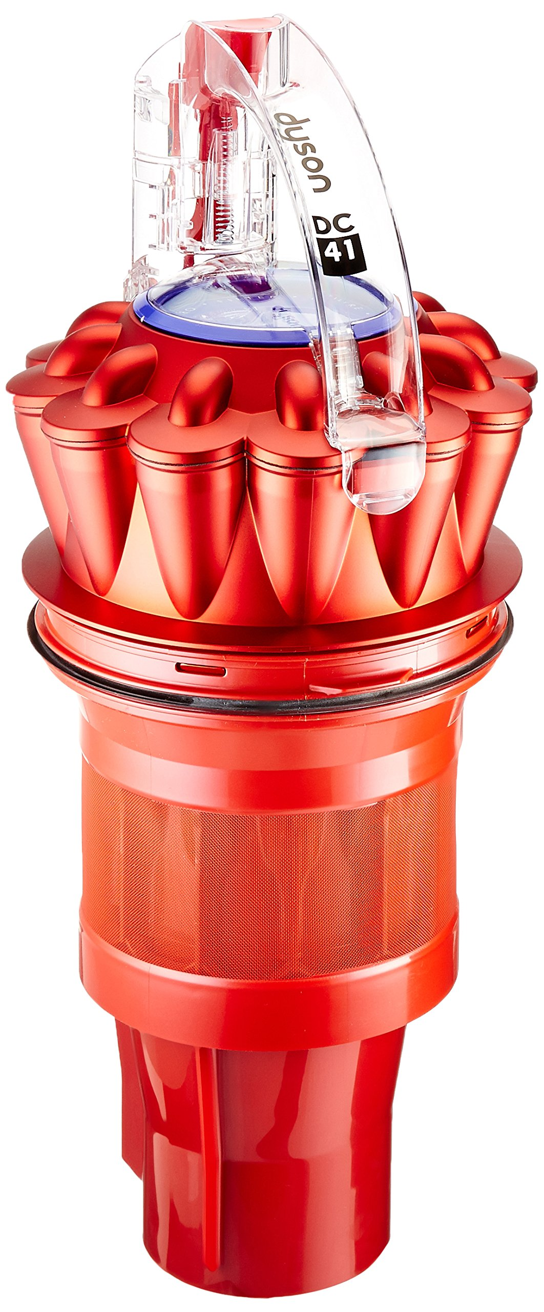 Dyson Cyclone, Assembly Red Dc41