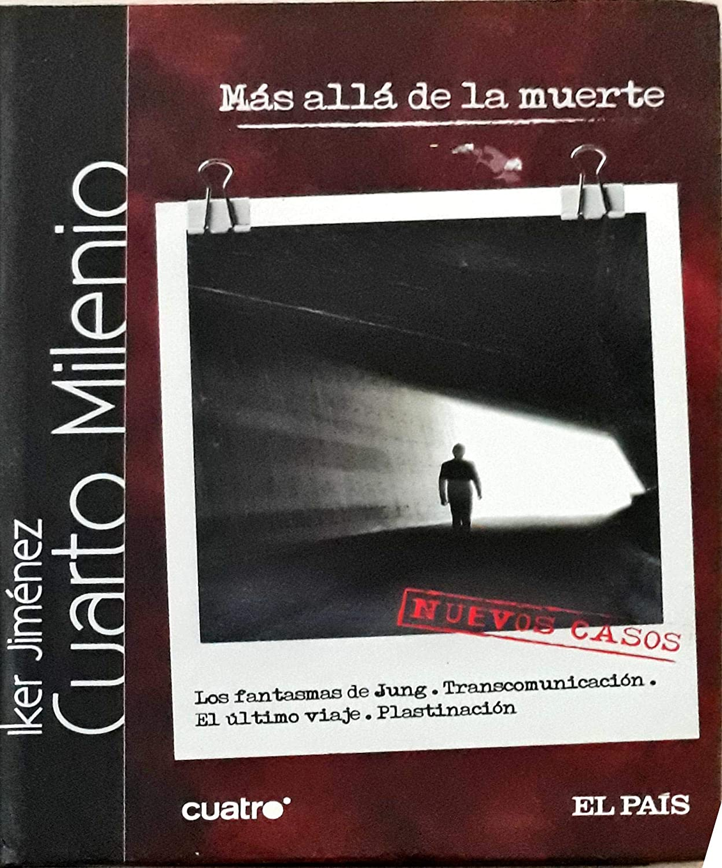 Cuarto Milenio Vol 14 Más Allá De La Muerte: Amazon.es: Cine ...