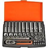 12Kant Sw 22 Mm Bahco Socket Spanner Set 3//4 Inch