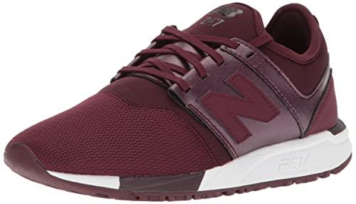 new balance 247 donna marrone