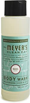 Mrs. Meyer's Body wash, Basil, 16 fl oz
