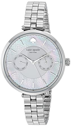 5d6cf6795d4 kate spade new york Women s  Holland  Quartz Stainless Steel Casual Watch