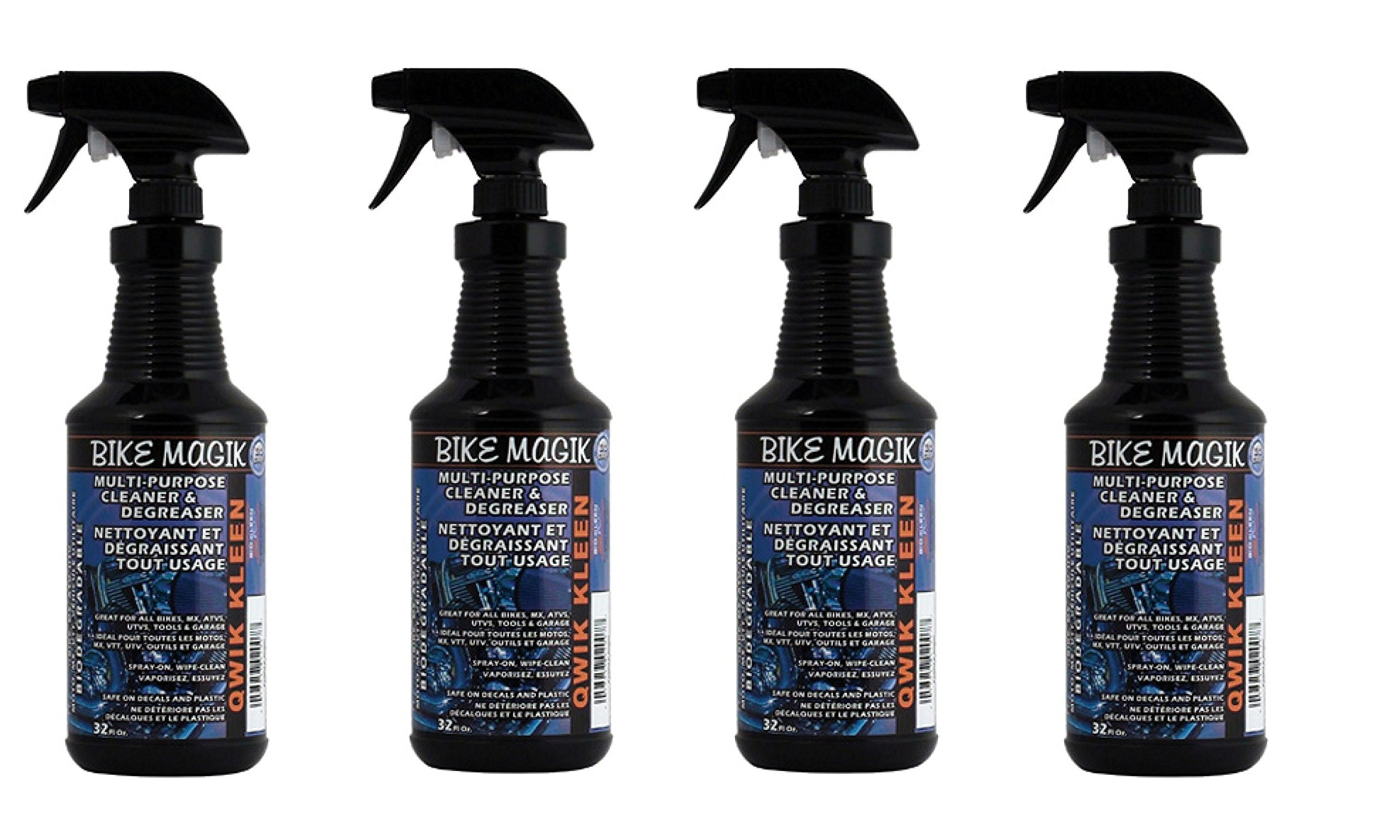Bio-Kleen B02007 Bike Magik Degreaser 32 Oz. (4)