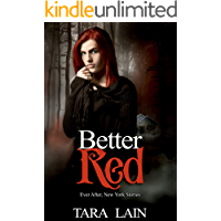 Better Red (Ever After, New York Book 1) book cover