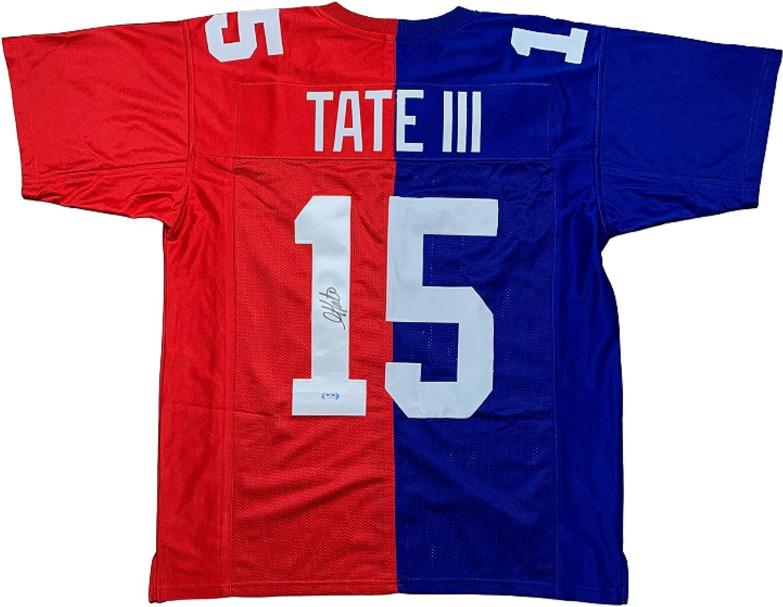 Golden Tate autographed signed jersey NFL New York Giants JSA COA ...