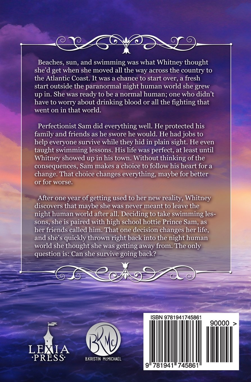 Water And Blood (the Merworld Trilogy) (volume 1): B Kristin Mcmichael:  9781941745861: Amazon: Books