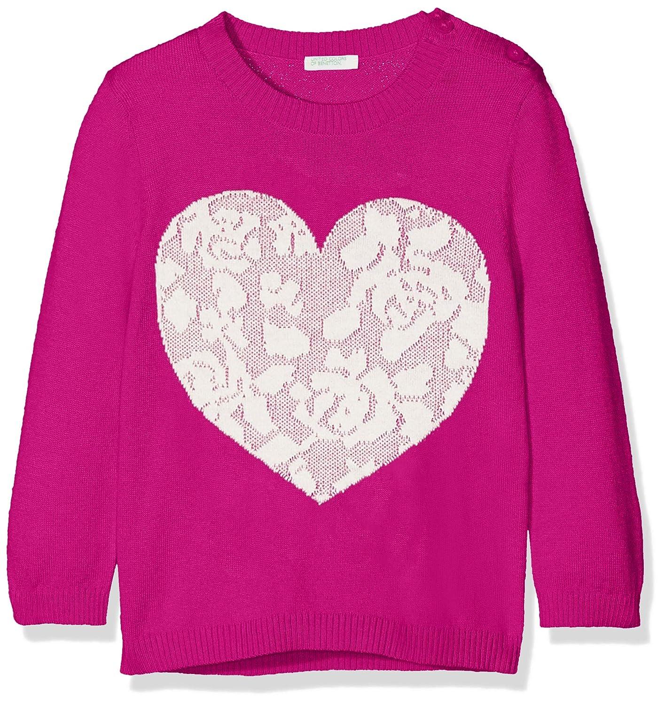 United Colors of Benetton Sweater L/S, sué ter para Bebé s suéter para Bebés