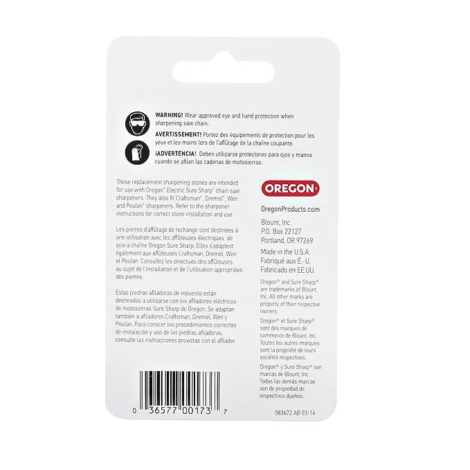 Amazon.com: Oregon 28841 7/Electric seguro de Sharp ...