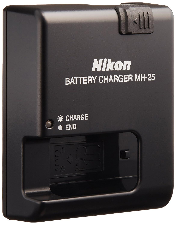 Nikon MH-25 Quick Charger for EN-EL15 Li-ion Battery compatible with Nikon D7000 and V1 Digital Cameras 27015