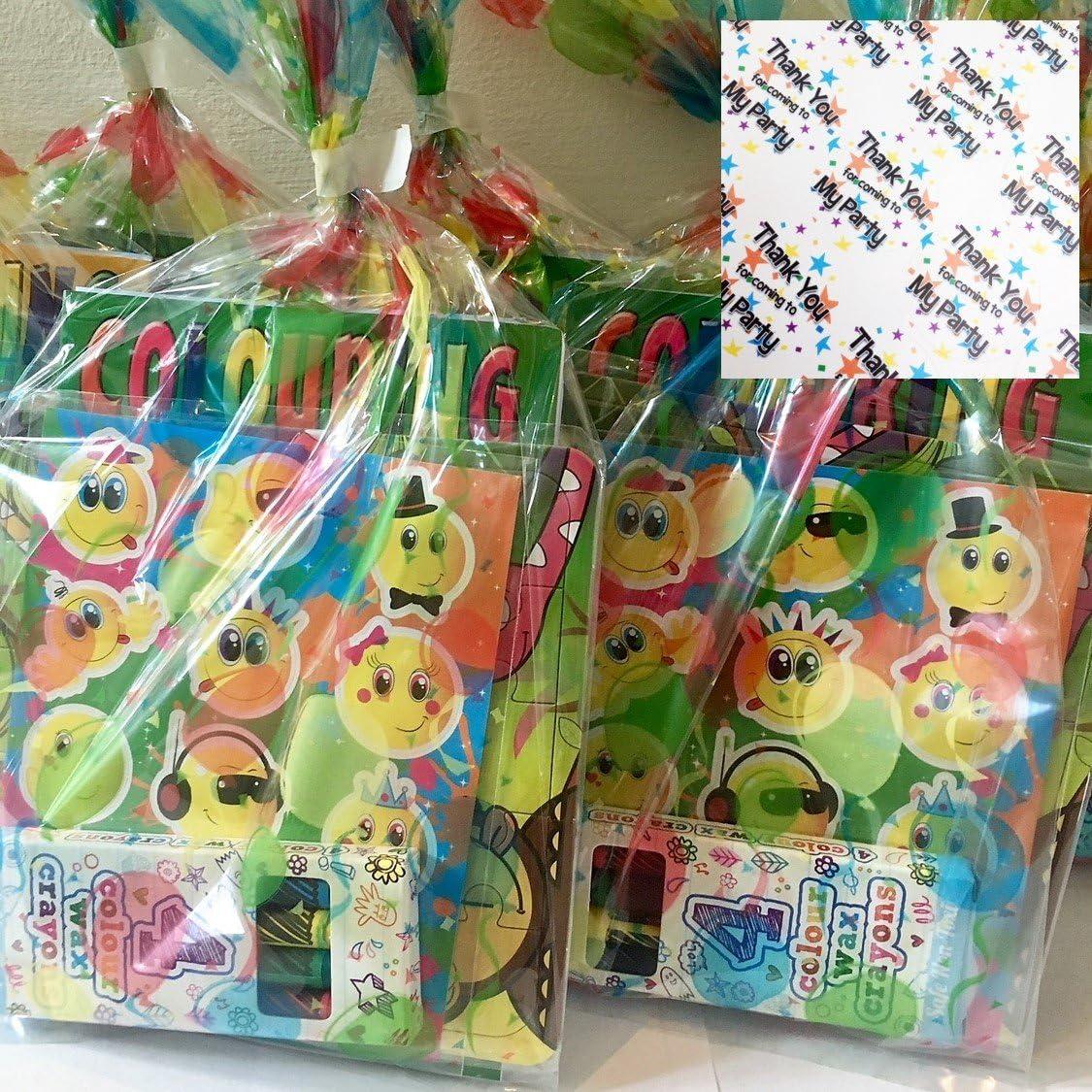 Bolsas de fiesta pre-rellenadas para niños y niñas (cantidad elegible)
