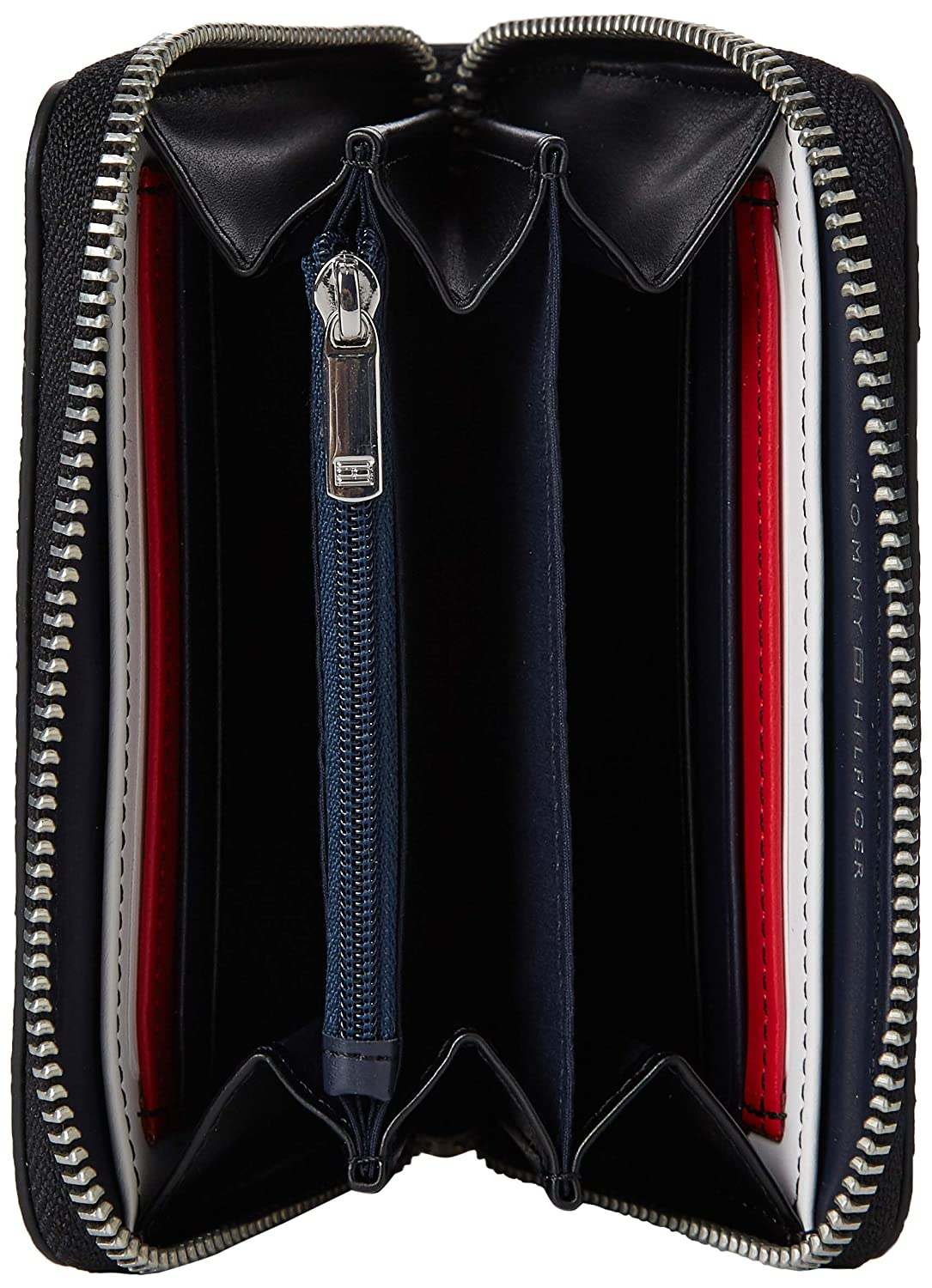 Tommy Hilfiger - Th Core Compact Za Wallet, Carteras Mujer ...