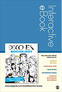 Amazon discover sociology 9781412996204 william j chambliss discover sociology interactive ebook fandeluxe Image collections