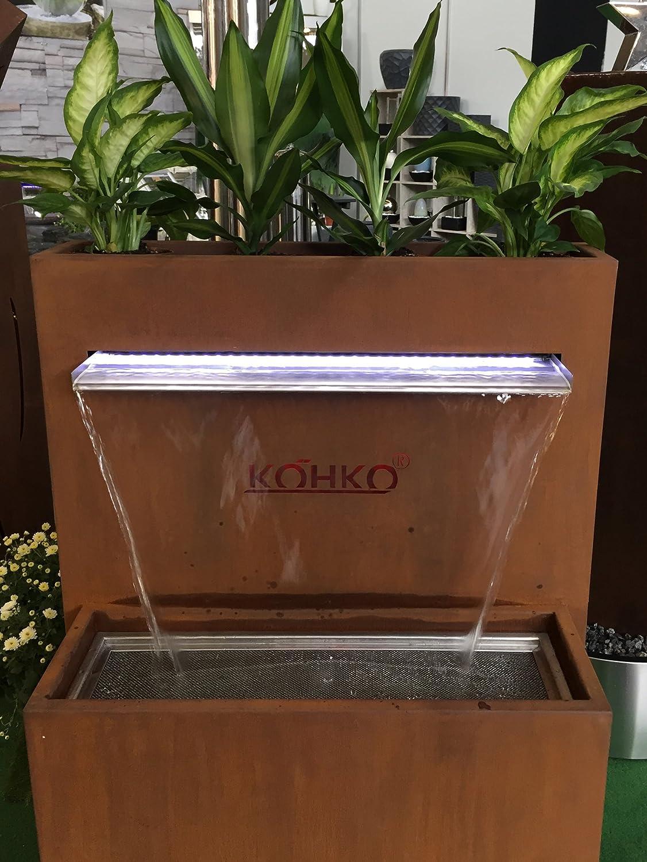 K/öhko 15 CM Barre d/éclairage LED /étanche pour cascade ALBERTA WF15-LED 15-150 CM