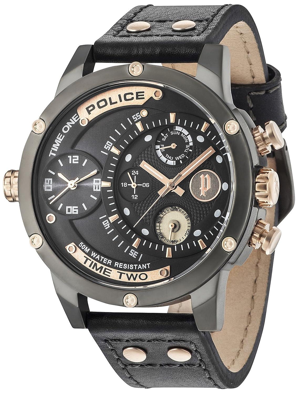 Police Herren-Armbanduhr 14536JSU-03
