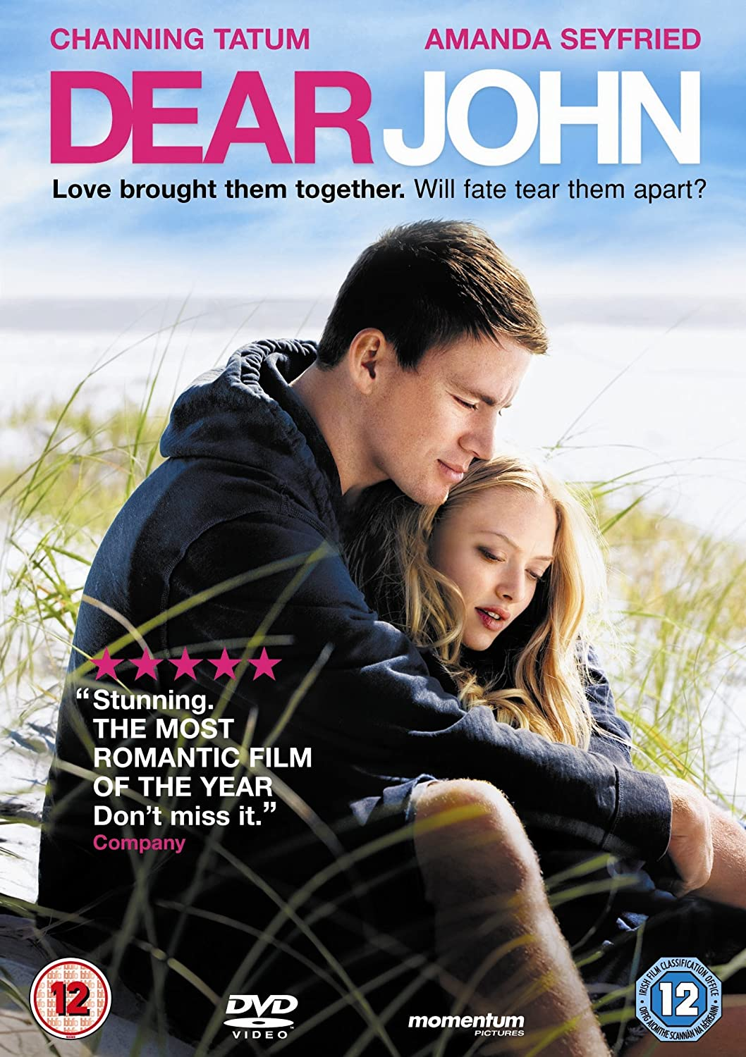 the notebook dvd amazon co uk gena rowlands james garner dear john dvd