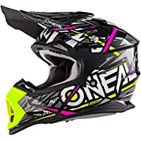 Casco mx, de Oneal, 2 series Synthy para niños.