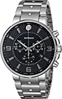 Movado Men's 0606759 SE. Pilot Stainless Steel Watch