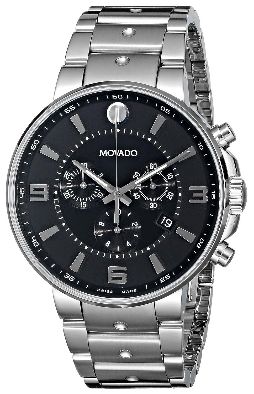 Movado Men s 0606759 SE. Pilot Stainless Steel Watch