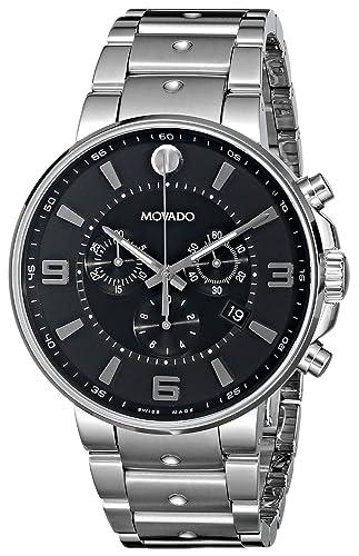 Amazon.com: Movado 0606759 SE - Hombre Pilot - Reloj de ...
