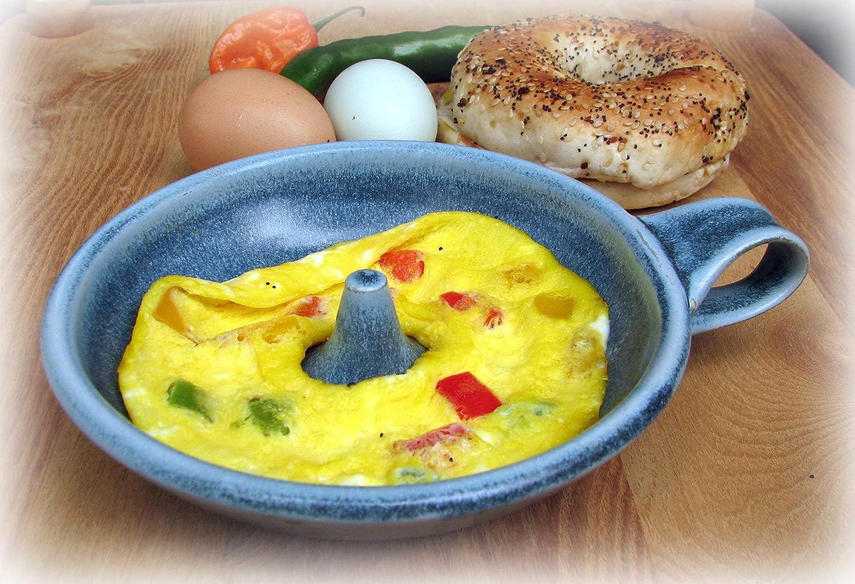 Stoneware Egg Cooker