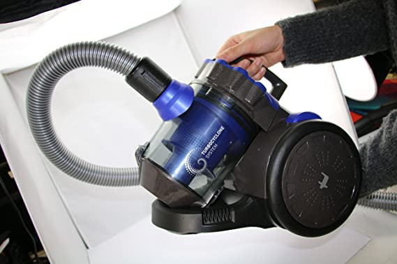 Taurus Smart Aspirador multiciclónico sin Bolsa, 1000 W, 1.5 litros, 50 Decibeles, Azul: Amazon.es: Hogar