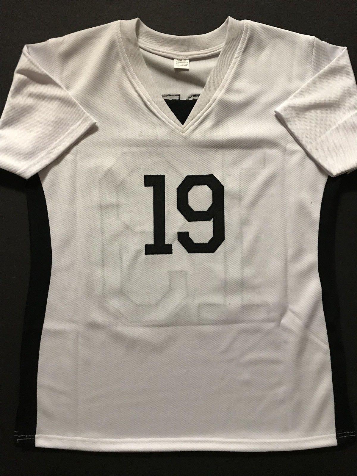 Autographed/Signed Julie Ertz (Johnston) White Soccer Team USA World Cup Jersey JSA COA