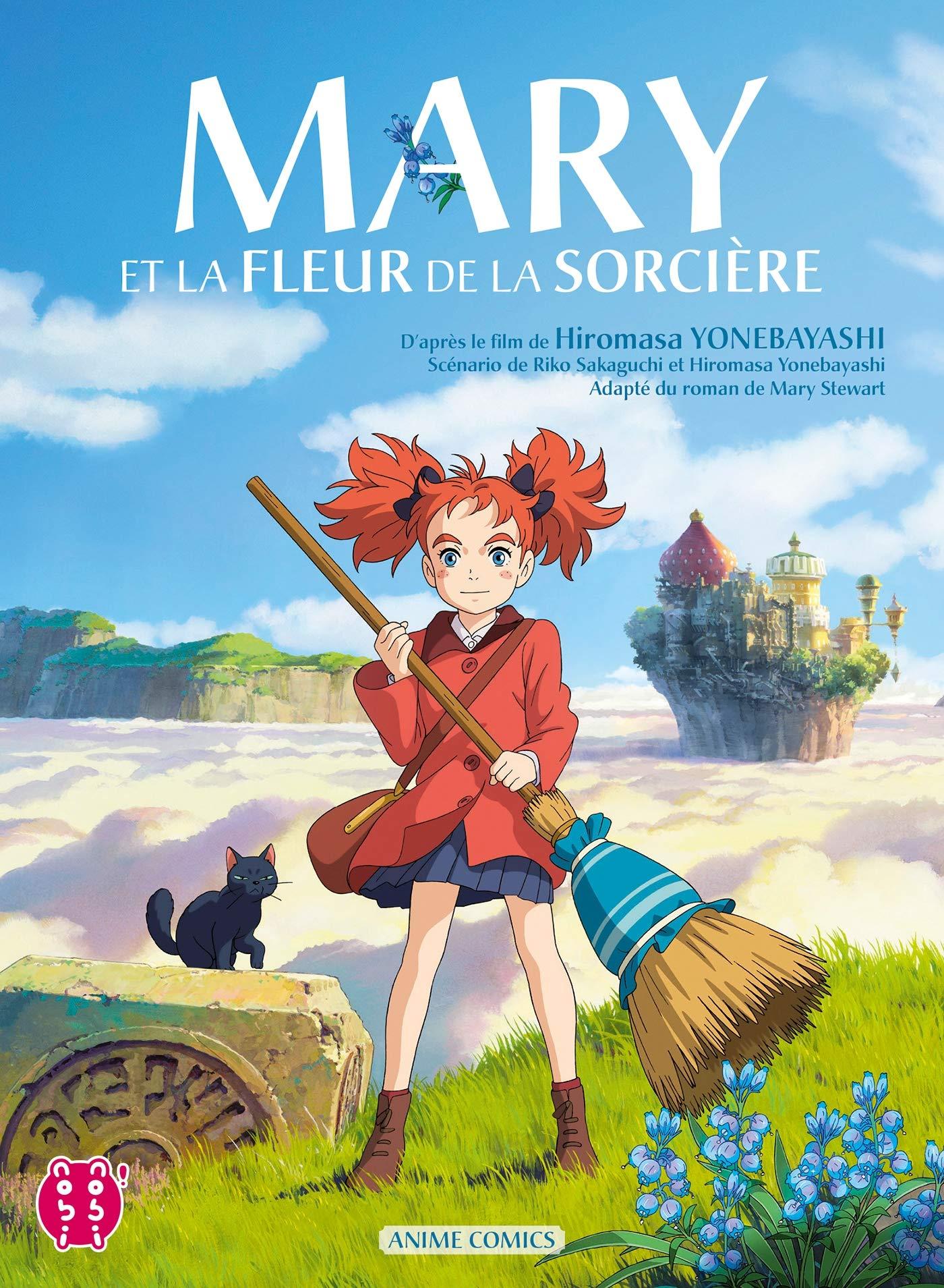Amazon in: Buy Mary et la fleur de la sorcière - anime comics Book