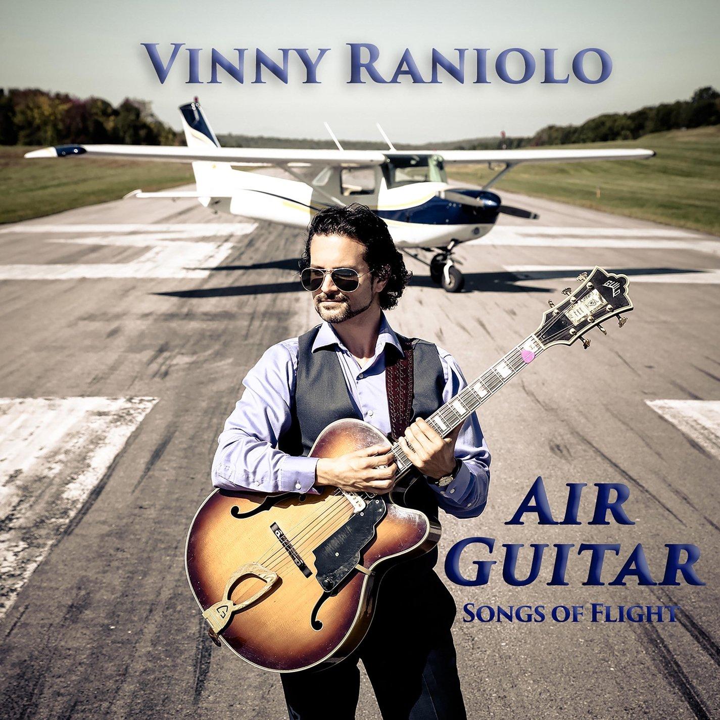 Vinny Raniolo Air Guitar Amazon Music
