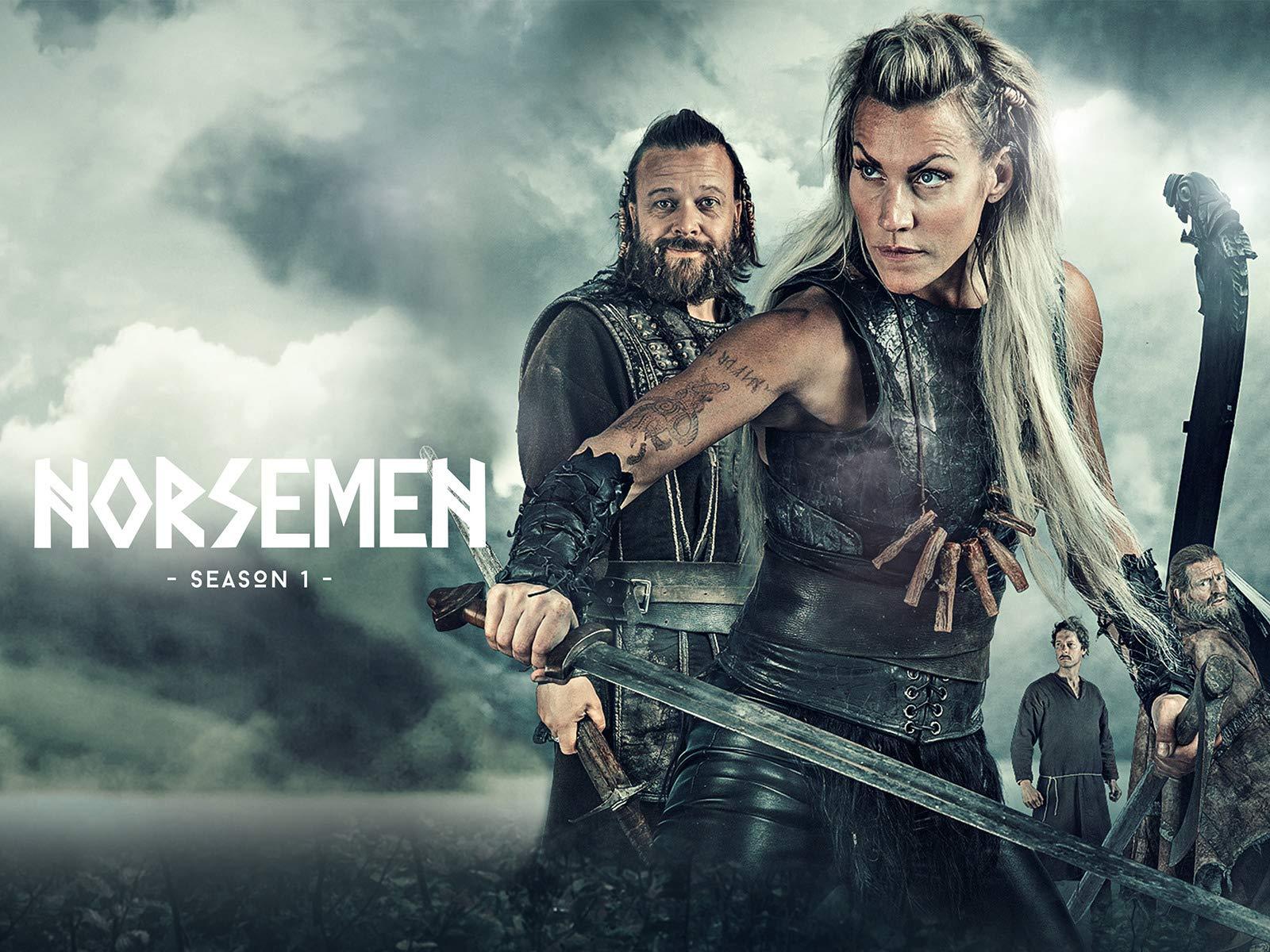 Watch Norsemen Prime Video
