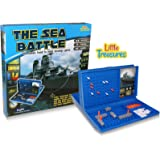 Battlesea the Classical Head To Head Strategy Game Compare To Battleship Board Game
